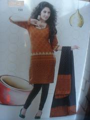 Available Chudidar(Dress Materials), Sarees, Kurtis