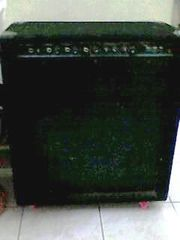 KB-100 like amplifier-100 watts RMS- 4 channels for sale