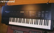 korg Digital Sampling Synthesizer for sale