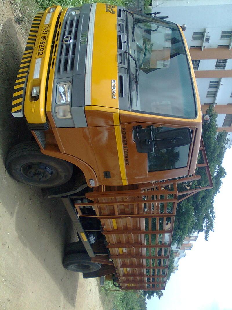 Tata 909 For Sale Model 2010 Ex2 17in Feet Tamil Nadu Used Trucks For Sale Commercial Trucks Tamil Nadu 1143046