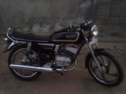 well maintained rx135 for sale with clear papers