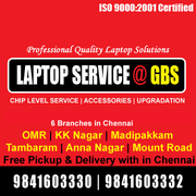 Laptop service center in omr