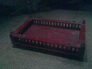 Traditional Baby Cot