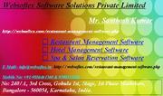 Restaurant Management Software,  Spa & Salon Reservation software,  Hotel Management Software in chennai