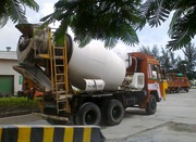 Concrete Transit mixer on rent
