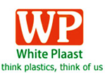 White Plast  markets Traffic Cones - Road Barriers - Plastic Pallets