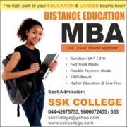 MBA Correspondence