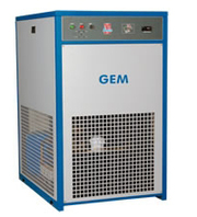 COMPRESSED AIR DRYERS,  COOLING TOWERS & INDUSTRIAL CHILLERS