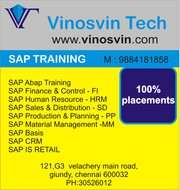 ABAP training in chennai
