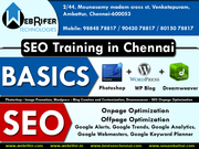 SEO training in Chennai | Web Rifer Technologies