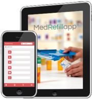 Med Refill apps for a pharmacist