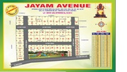 Pay just 770 per sft,  own DTCP land at polivakkam,  - ct 9941816304