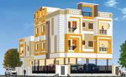 Azwar thiru nagar, Valasarawalkkam, New Flats (Work progres)position DEC