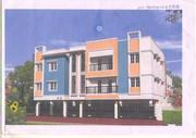 Porur-Madhananthapuram, All 2BHK, CCP, Ready To Occupy, Rs4000/sf