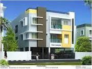 Porur-Alappakkam , New Flat  Ready To Occupy , 2BHK, CCP, Rs 4250/sqft.