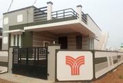 Brand New House 2 BHK for Rent - KTC Nagar,  Tirunelveli
