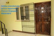 Service Appartment Chennai Mogappair - Holiday extended stay