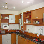 Modular kitchen ideas in Chennai.