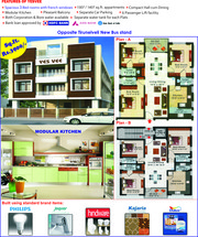 Houses and Plots for Sale in Tirunelveli