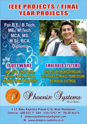 academic projects in chennai