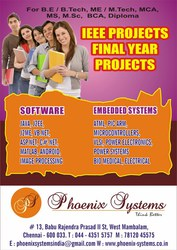 ieee software projects