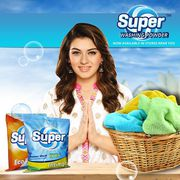 Fabric Care Products - Super Eco Wash Washing Powder