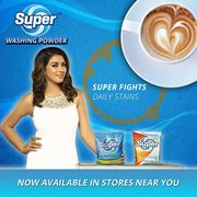 Fabric Care Products - Super Ultimate Washing Powder