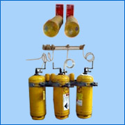 COIL COPPER TUBE   FOR CHLORINE TONNERS /CYLINDERS