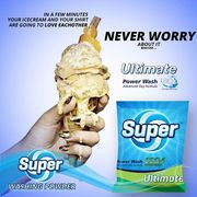 Super Ultimate Washing Powder – Keeps Your Cloth New and Fresh