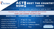 Last Call – Apply in Universities Abroad for Jan/Feb 2015 intakes