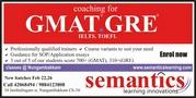 GMAT coaching in Chennai