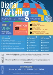 Digital marketing and SEO Course-Corporate Training in Trichy,  India