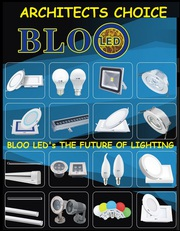 LED LIGHT IMPORTED FOR HOME&OFFICE-FANCY FANS WITH LED LIGHT- BLOO LED