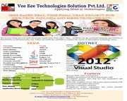 IEEE BASED REAL TIME FINAL YEAR PROJECT FOR BE/B.TECH  DIPLOMA AND ME