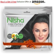Nisha Color Perfect Hair Color Buy 1 & Get 1 Free Offer