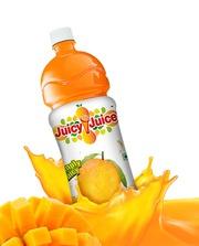 Juicy Juice Mango Drink,  Apple Drink