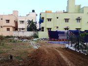Residential plot at kovur
