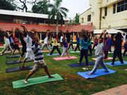 Yoga – The Best Treatment for BP in Chennai