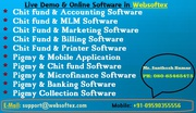 Chit Fund,  Money Chit Fund Software,  Online Chit Fund,  Chit Fund MLM Software