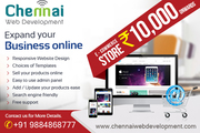 Ecommerce Website Design at Lowest Price