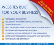 CMS BASED WEBSITE DESIGNING COMPANY