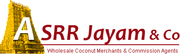 Wholesale Coconut Suppliers - ASRR Jayam & Co