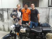 Only place for Royal Enfield Rental,  Harley Davidson Rental in Chennai