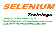 Selenium Online Course Trainer at Chennai