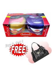 Buy Sabash Face Pack Get Handbag Free