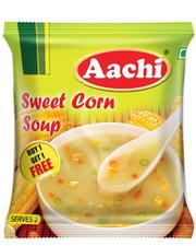 Buy 1 Sweet Corn Soup Get 1 Free at Aachi