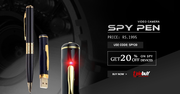 Get 20% Off On Spy Pen Video Camera
