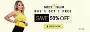 Melt N Slim Buy 1 Get 1 Free Save 50% Off