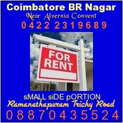 Small Ground floor house on concessional rent for small family