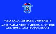 Aarupadaiveedu Medical College admission 2016